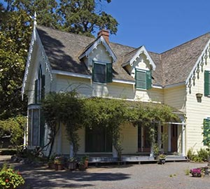 Sonoma Attraction: General M.G. Vallejo Home