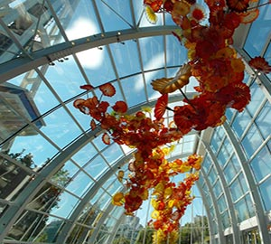 Seattle Attraction: Chihuly Garden and Glass