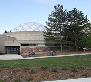 Boulder Attraction: Fiske Planetarium