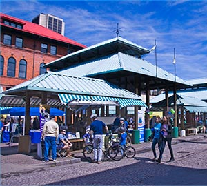 Franklin Attraction: Franklin Farmers Market