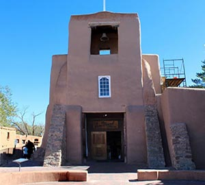 Santa Fe Attraction: San Miguel Mission Chapel