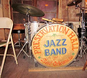 New Orleans Attraction: Preservation Hall