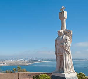 San Diego Attraction: Point Loma and Cabrillo National Monument