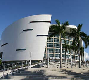Miami Attraction: American Airlines Arena