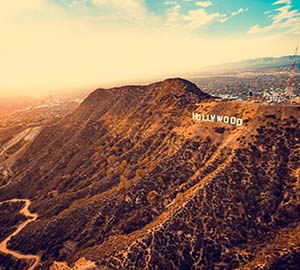 Los Angeles Attraction: The Hollywood Sign