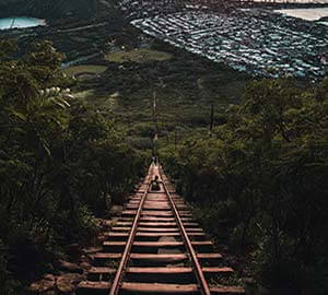 Honolulu Attraction: Koko Crater Railway Trail