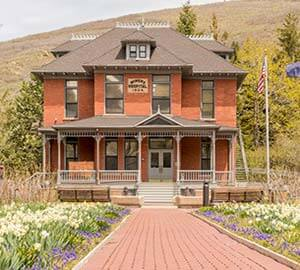 Park City Attraction: Public Library