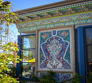 Boulder Attraction: Dushanbe Tea House
