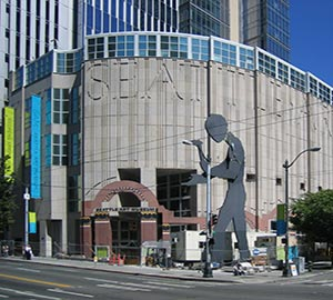 Seattle Attraction: Seattle Art Museum