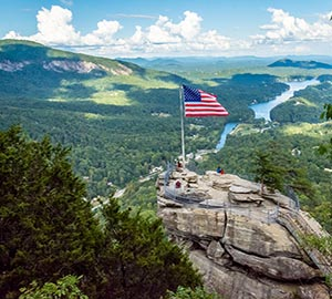 Asheville Attraction: Chimney Rock State Park