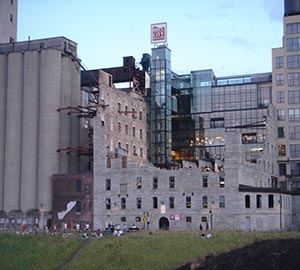 Minneapolis Attraction: Mill City Museum