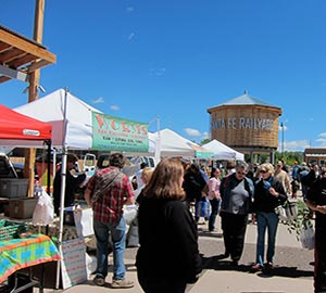 Santa Fe Attraction: Santa Fe Farmers' Market
