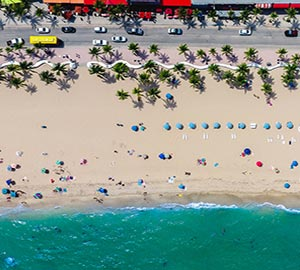 Hollywood Beach Attraction: Fort Lauderdale Beach Park