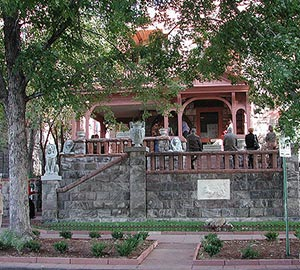 Denver Attraction: Molly Brown House Museum