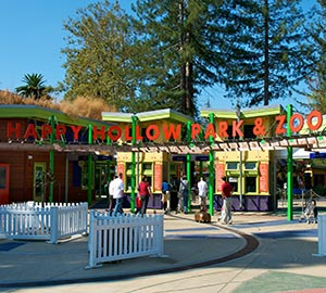 San Jose Attraction: Happy Hollow Park and Zoo