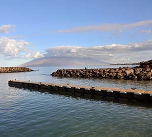 Maui Attraction: Kihei Boat Ramp