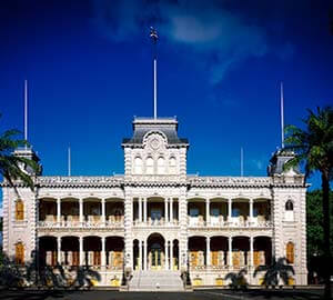 Honolulu Attraction: Iolani Palace
