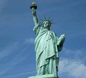 New York City Attraction: Statue of Liberty