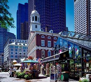 Boston Attraction: Faneuil Hall