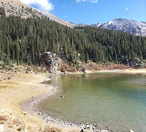 Taos Attraction: Lake Williams