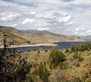 Provo Attraction: Deer Creek Reservoir