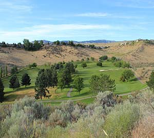 Boise Attraction: Boise Golf Course