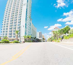 South Ocean Boulevard vacation rentals in myrtle beach