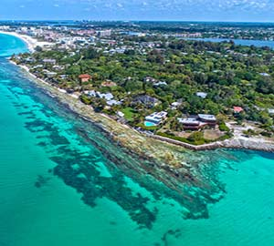 Point of Rocks vacation rentals in siesta key