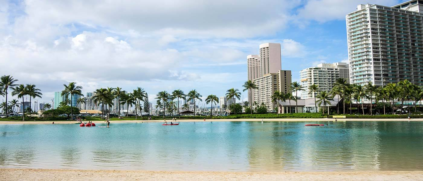 Waikiki Beach Vacation Rentals