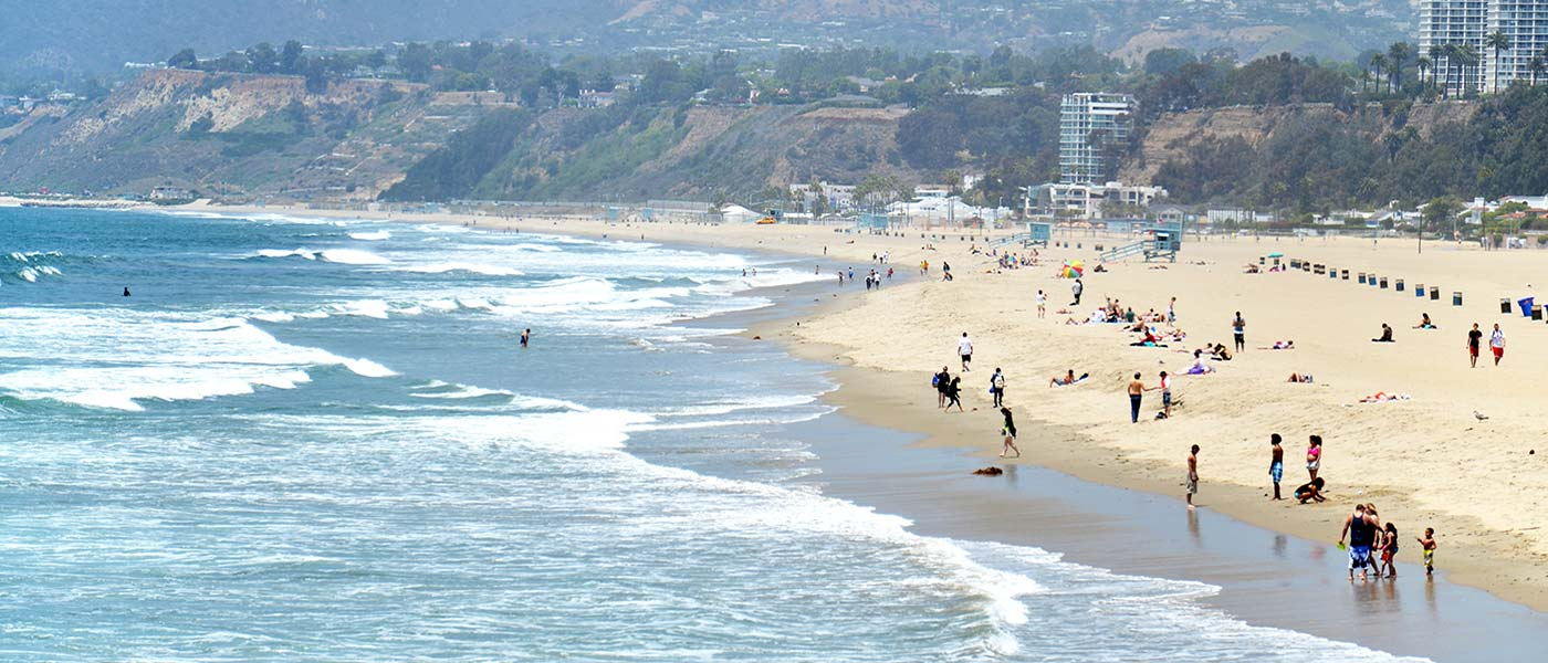 Santa Monica State Beach Vacation Rentals