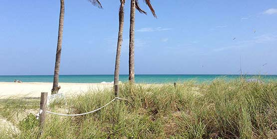 Hollywood Beach -Best Beaches Destinations in the US