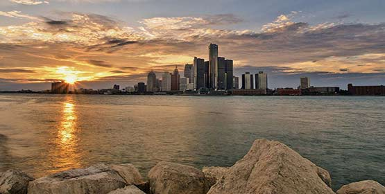 Detroit-Trending Vacation Spots in the US