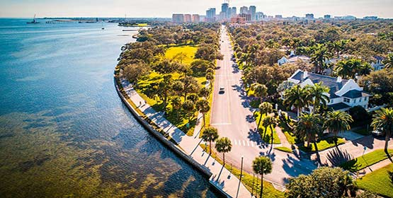 St. Petersburg- Most Visited Places in the US