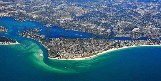 Siesta Beach -Best Beaches Destinations in the US