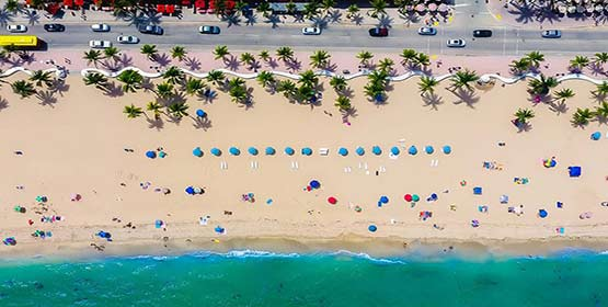 Fort Lauderdale Beach -Best Beaches Destinations in the US