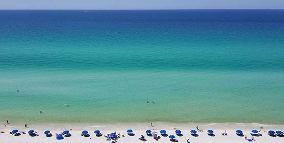 Panama City Beach -Best Beaches Destinations in the US