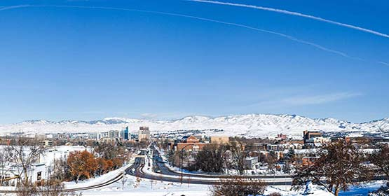 Boise- Most Visited Places in the US