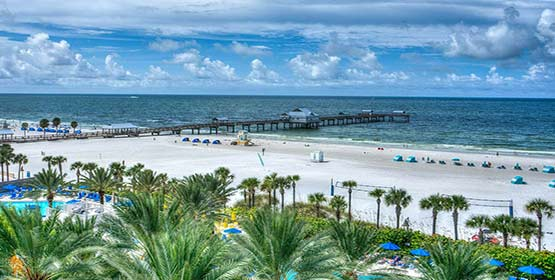 Clearwater Beach -Best Beaches Destinations in the US
