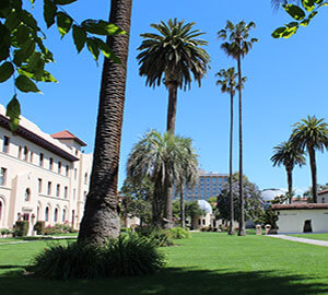 Santa Clara University Neighborhoods