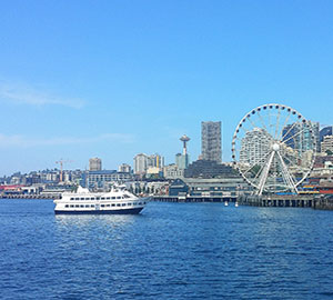 Seattle Waterfront Neighborhoods