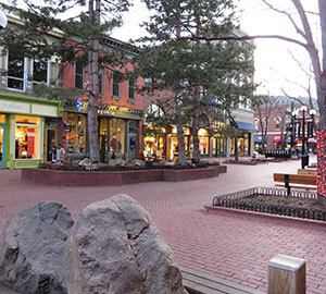 Pearl Street Mall Neighborhoods