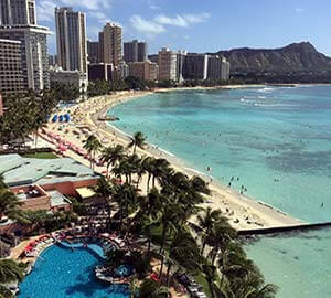 Waikiki Beach Neighborhoods