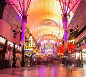 Fremont Street Experience Neighborhoods