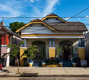 Faubourg Marigny Neighborhoods