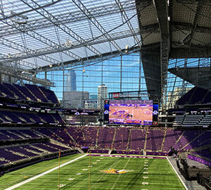 U.S. Bank Stadium Neighborhoods
