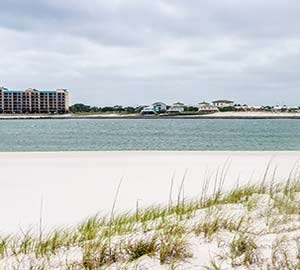 Gulf Coast Beach Town Neighborhoods