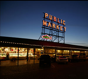 Pike Place Market Neighborhoods