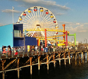 Santa-Monica-Pier Neighborhoods