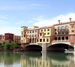 Lake Las Vegas Neighborhoods