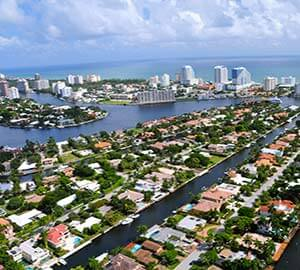 Las Olas Isles Neighborhoods